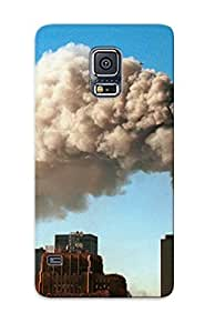 Erseeg-4408-mvyoxfz Case Cover Wtc World Trade Center Skyscraper City Cities Building New York Compatible With Galaxy S5 Protective Case