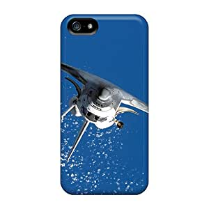 Iphone 5/5s Cases, Premium Protective Cases With Awesome Look - Space Shuttle In Flight