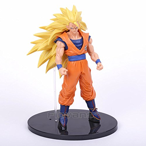2 figure/set SCultures BIG Dragon Ball Z Super Saiyan 2 / 3 Son Goku Son Sokou PVC Figure Collectible Model Toy Boxed (Saiyan Super Gohan Teen)