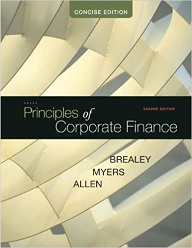 Amazon principles of corporate finance concise 2nd edition principles of corporate finance concise 2nd edition mcgraw hillirwin series in finance insurance and real estate hardcover 2nd edition fandeluxe Choice Image