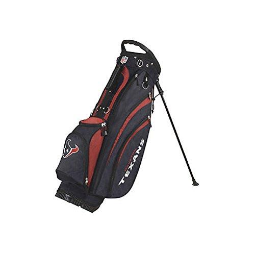Wilson NFL Houston Golf Carry Bag