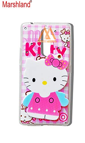 separation shoes 37880 03dca Fancy Creative Back Cover for Lenovo K8 Note 3D Cartoon Hello Kitty Back  Cover for Girls with Makeup Mirror Diamond Stones Soft Silicon Printed  Rubber ...