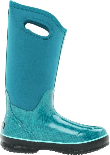 Neoprene Boots Bogs Insulated Ladies High Clsc Wellington Linen 4uk Spruce 71410 O4gd8dY6qw
