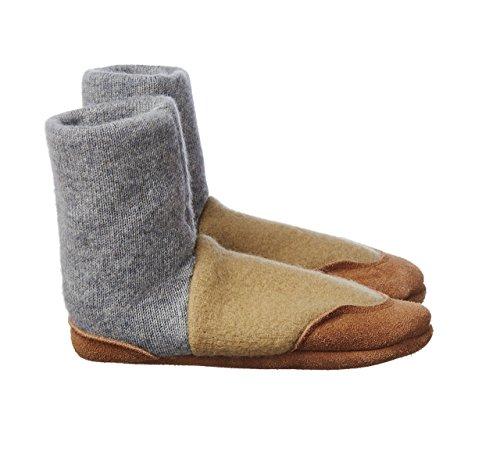 Kid Cashmere Boots, Children Lambswool Slipper ()