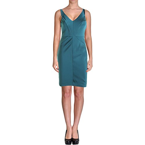 ml-monique-lhuillier-womens-textured-double-v-cocktail-dress-blue-4