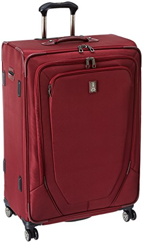 Travelpro Crew 10 29 Inch Expandable Spinner Suiter, Merlot, One Size