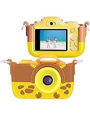 FISHOAKY Kamera Kinder, 16MP HD Fotoapparat Digitalkamera Kinder