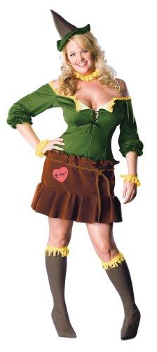 Plus-Size Wizard Of Oz Scarecrow