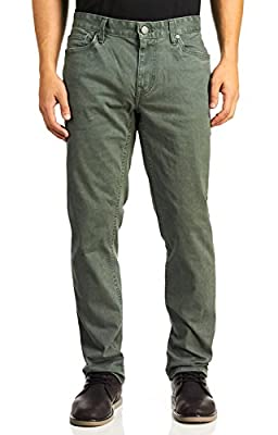 Calvin Klein Men's Stretch 5 Pocket Pant