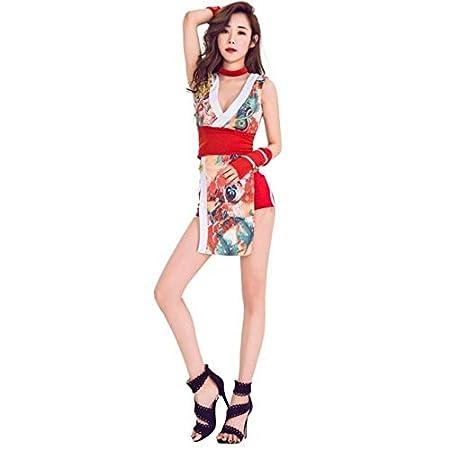 MSSJ Disfraces de Fiesta Ninjago para Mujer Disfraz de Halloween ...