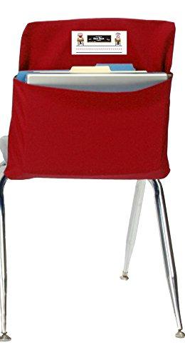 Seat Sack 10117 Storage Pocket, Grade 3-6, 17