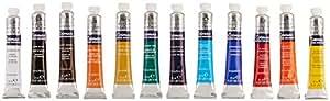 Winsor & Newton Cotman Water Colour Set 8ml 12/Pkg-Assorted Colors