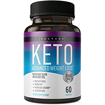 Amazon.com: Keto Diet Elite - 1000mg Keto Advanced Weight