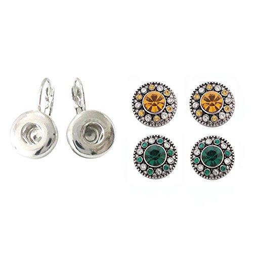 Interchangeable Earring Beads - 4