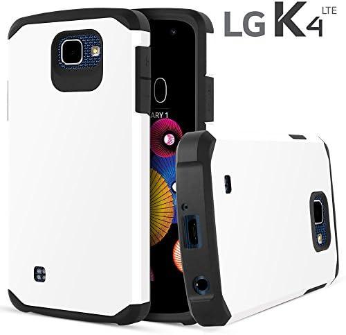 Celljoy - Carcasa para LG K4 2016, LG Optimus Zone 3, LG Spree, LG ...