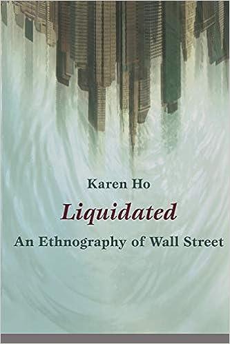 Ho, K: Liquidated (A John Hope Franklin Center Book): Amazon.es: Ho, Karen: Libros en idiomas extranjeros