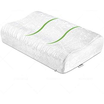 Amazon Com Uuq Memory Foam Cervical Pillow Contour Design