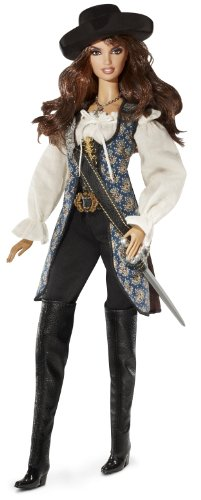 Barbie Collector Pirates of The Caribbean: On Stranger Tides Angelica Doll]()