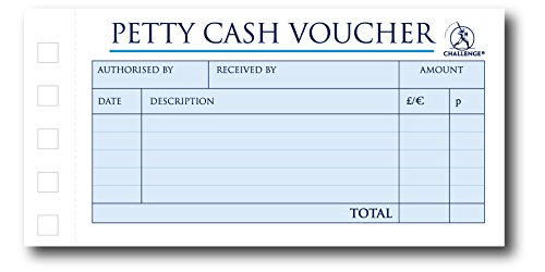 petty cash summary template - petty cash