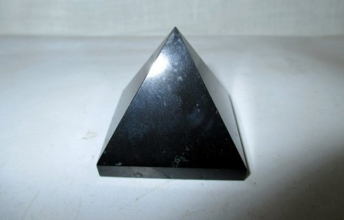 Element Earth Costume (Jet Lovely Black Agate Pyramid Approx. 1.25