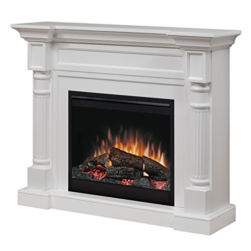 Dimplex Winston Mantel Electric Fireplace in - Electric Carved Fireplace