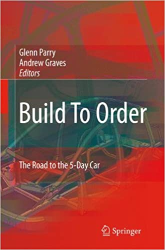 Build To Order: The Road to the 5-Day Car