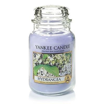 Yankee Candle Hydrangea Large Jar Candle