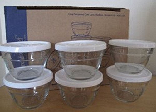 Pampered Chef 1 Cup Prep Bowl Set (Cup Bowl 1)
