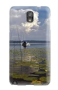 Galaxy Note 3 QLqCDQd3534ZDLFS Idyllamammersee Tpu Silicone Gel Case Cover. Fits Galaxy Note 3