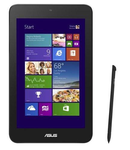 ASUS VivoTab Note M80TA-B1-BK 8' Tablet with Integrated Professional Wacom Stylus, 32GB