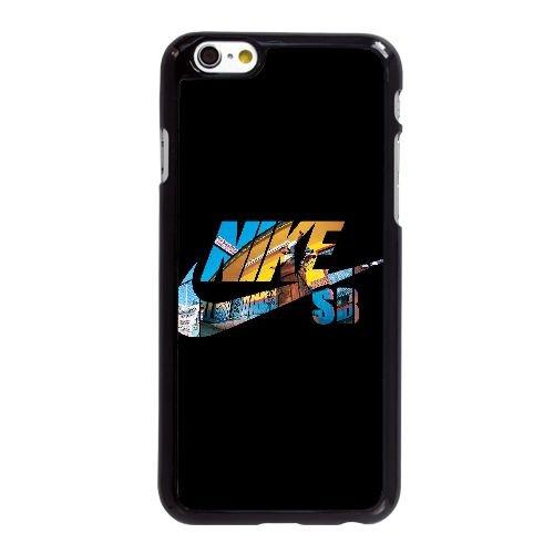 U7R08 Nike Sport Clothing Company Logo F7G3GK coque iPhone 6 Plus de 5,5 pouces cas de couverture de téléphone portable coque noire XC5VBY5TD