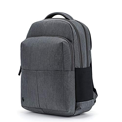 Backpack Size Large Sports Casual Notebook Bag Gray Bag B Capacity Gray Business Color gwURgWqrf