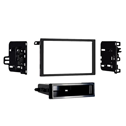 Metra 99-2011 GM Multi Kit 1990-Up DIN and Double DIN Radio - http://coolthings.us
