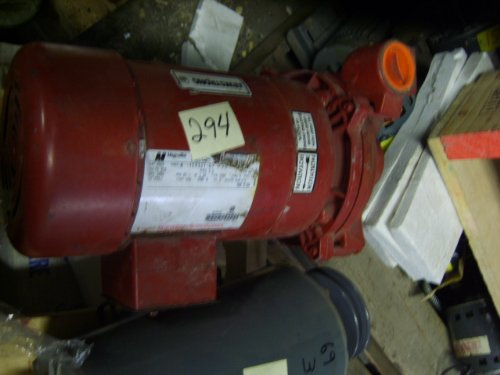 Pump Armstrong 4270-00 575V, 3, 60 2 RPM 3450 - Vertical In Line Centrifugal Pump
