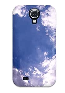 Hard Plastic Galaxy S4 Case Back Cover,hot Cloud Case At Perfect Diy