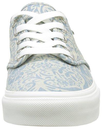 Vans Mujer Zapatillas Camden Para Azul Stripe henna Wm rq4S8r