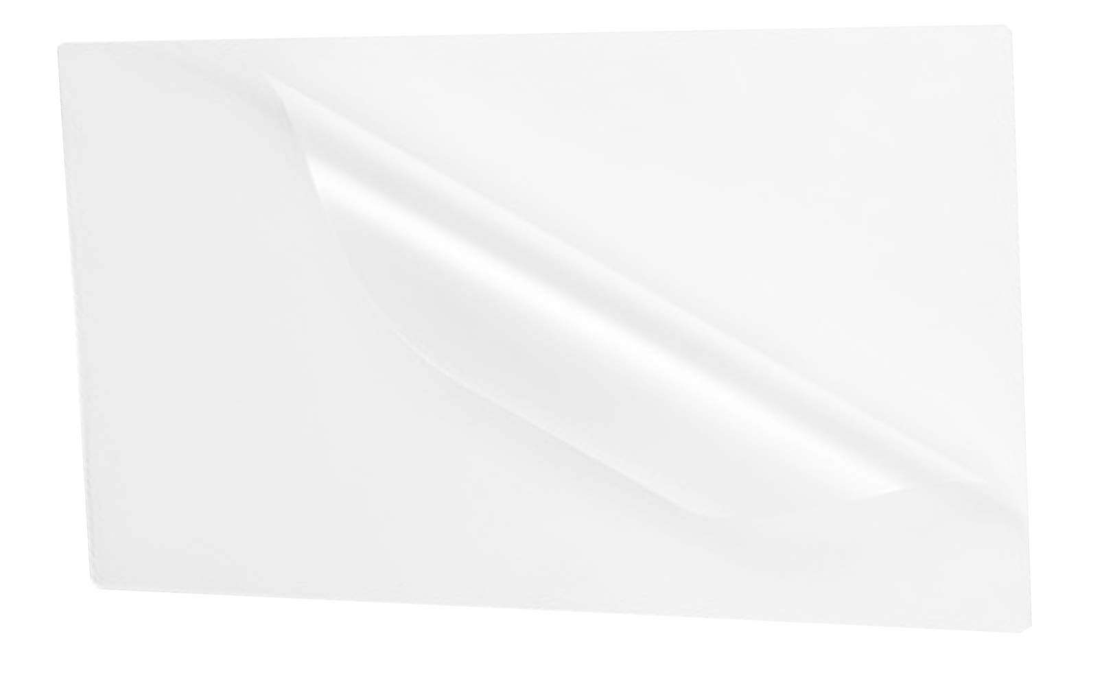 Qty 200 5 Mil Double Letter Laminating Pouches 11-1/2 x 17-1/2 Hot Laminator Sleeves