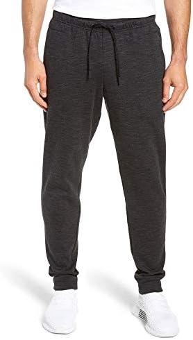 メンズ ボトムス・パンツ Stadium ID Sweatpants Black/Grey Six サイズL [並行輸入品]