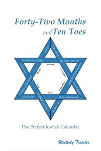 Jewish Calendar Months.Forty Two Months And Ten Toes The Perfect Jewish Calendar Wes