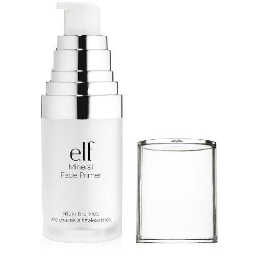 (3 Pack) e.l.f. Studio Mineral Infused Face Primer - Clear e.l.f. Cosmetics