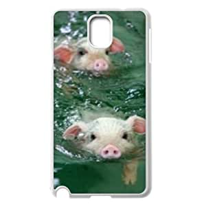 Pig DIY Cover Case for Samsung Galaxy Note 3 N9000,personalized phone case ygtg697392