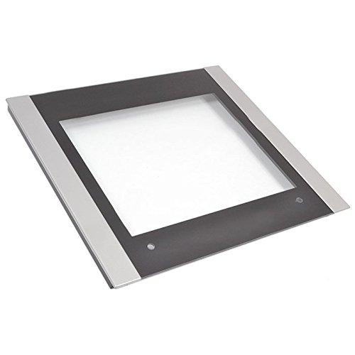 Beko Oven Main Oven Outer Door Glass. Genuine part number 410300124 BEKO 410300124