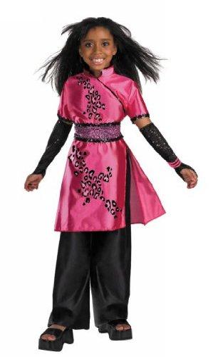Cheetah Girls Galleria Costume: Girl's Size 4-6 for $<!--$10.95-->