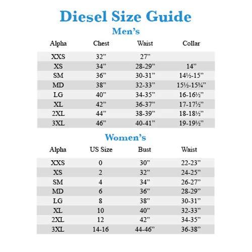Diesel Mens Thavar 00C03F Slim Straight Jeans Blue Size 28W30L