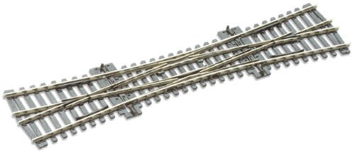 Peco HO Scale Code 100 Insulfrog Double Slip (Slip Switch)