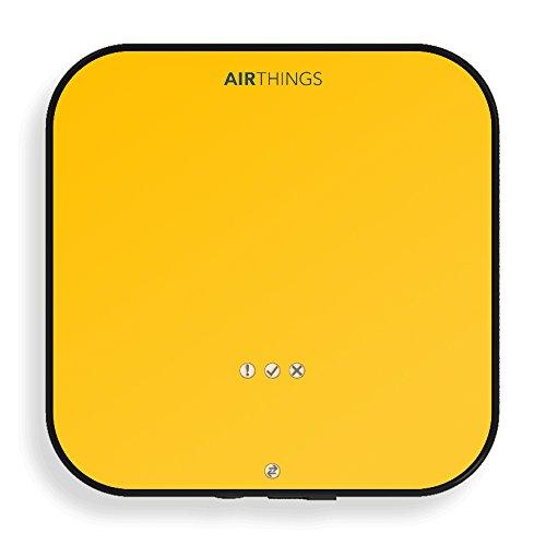 Airthings Corentium Pro Digital Radon Monitor, Portable by Airthings