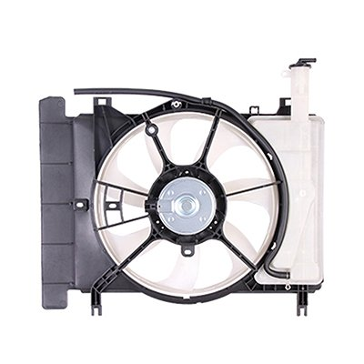 MAPM Premium Quality RADIATOR FAN ASSEMBLY