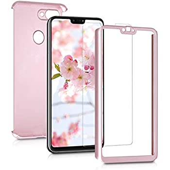 Amazon.com: kwmobile TPU Silicone Case for Xiaomi Mi 8 Lite ...
