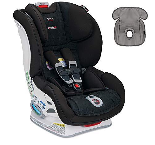 Britax Boulevard ClickTight Convertible Car Seat with Free Waterproof Seat Liner (Circa)