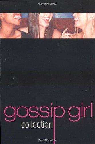 gossip girl book series